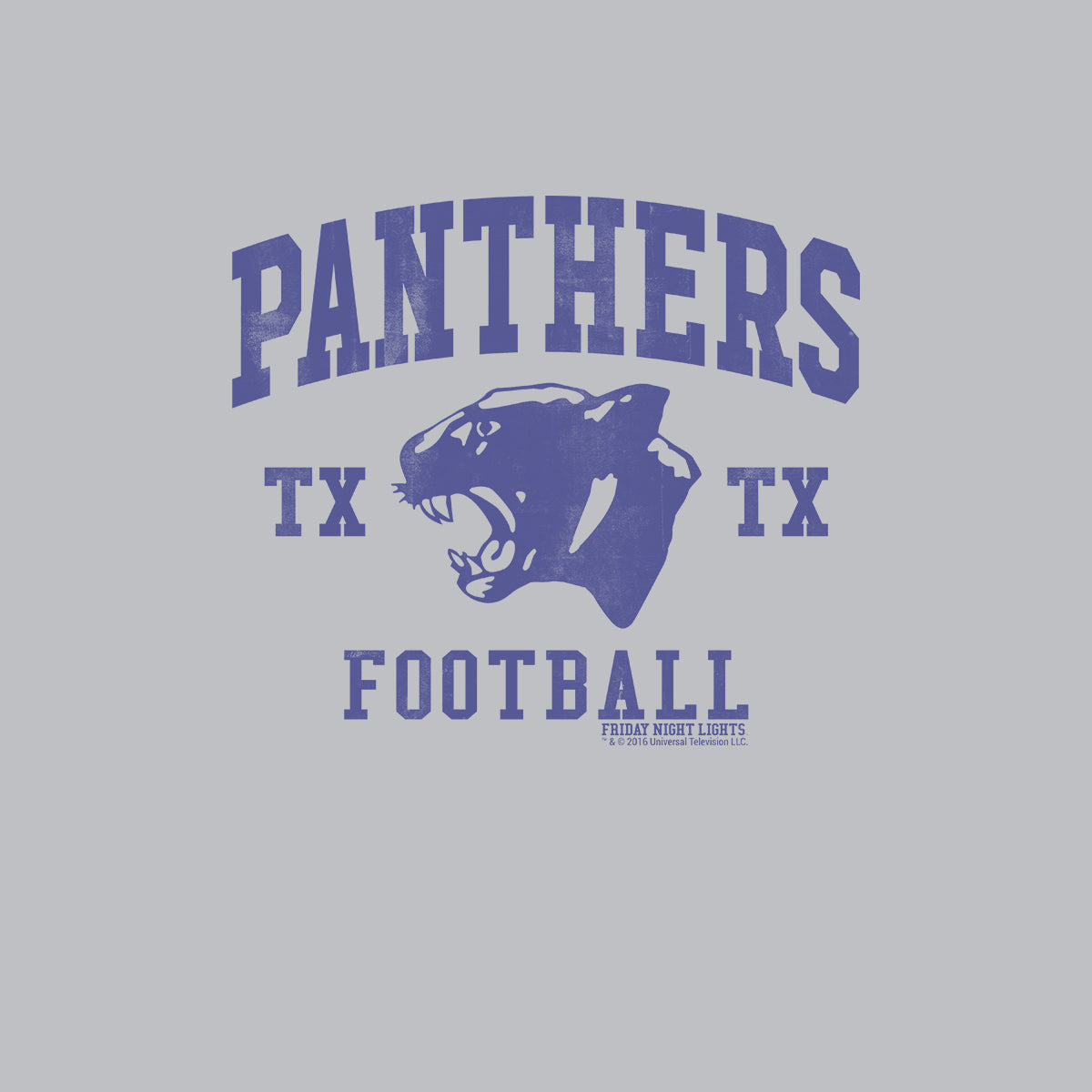 Friday Night Lights Panthers Hooded Sweatshirt-secondary-image