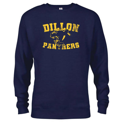 Friday Night Lights Dillon Panthers Crew Neck Sweatshirt