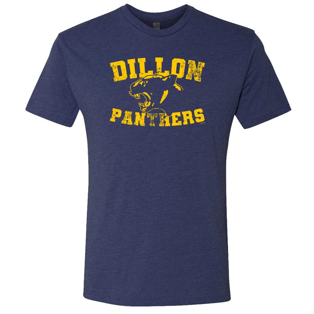 Friday Night Lights Dillon Panthers Men's Tri-Blend Short Sleeve T-Shirt