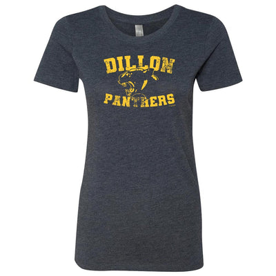 Friday Night Lights Dillon Panthers Women's Tri-Blend Short Sleeve T-Shirt