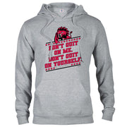 Friday Night Lights Don't Quit on Me Hooded Sweatshirt