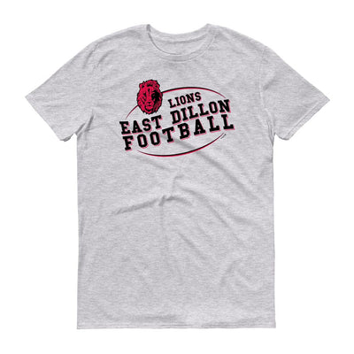 Friday Night Lights Lion East Football Men's Short Sleeve T-Shirt