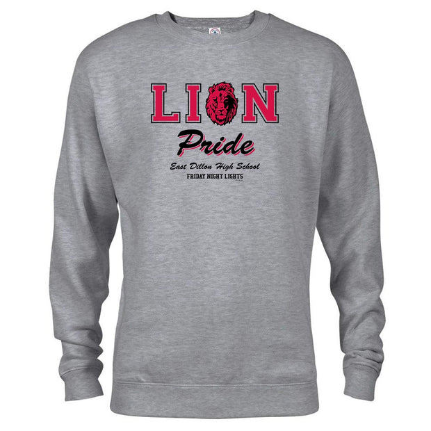 Friday Night Lights Lion Pride Crew Neck Sweatshirt