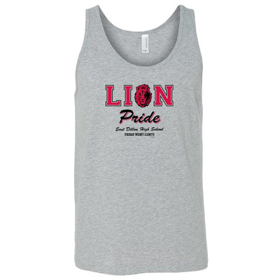 Friday Night Lights Lion Pride Unisex Tank Top