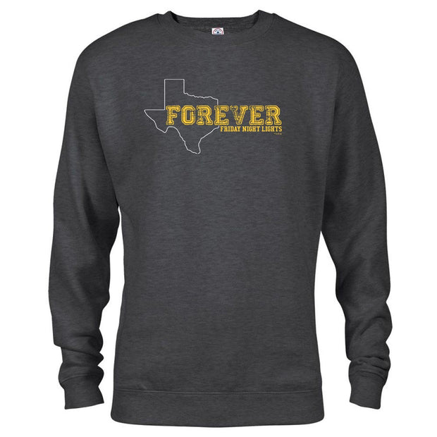 Friday Night Lights Texas Forever Crew Neck Sweatshirt