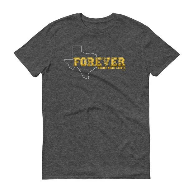 Friday Night Lights Texas Forever Men's Short Sleeve T-Shirt