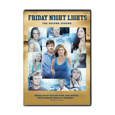 Friday Night Lights - Season 2 DVD