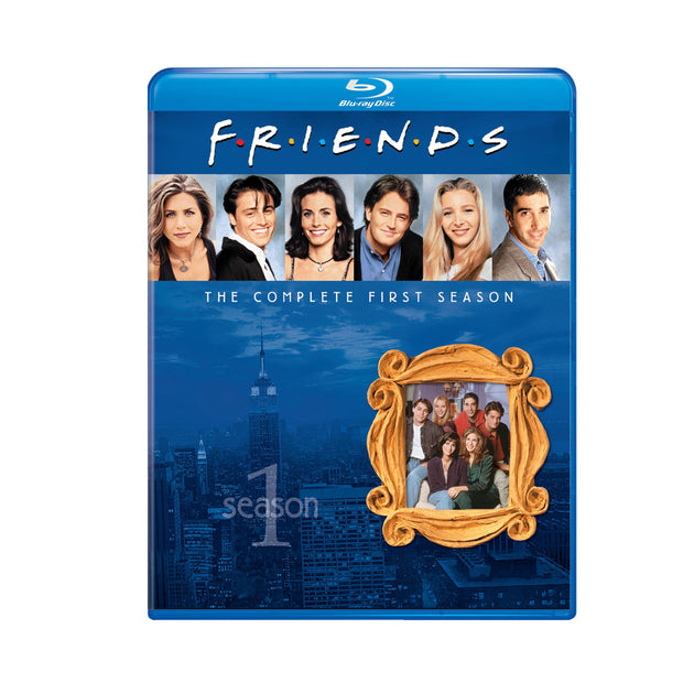 Friends -Complete 1st Season Blu-ray