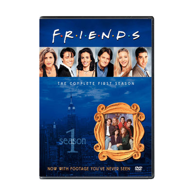 Friends -Complete 1st Season DVD
