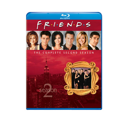 Friends - Complete 2nd Season  Blu-ray