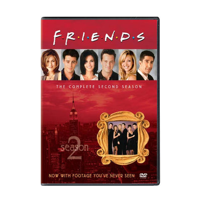Friends -Complete 2nd Season DVD