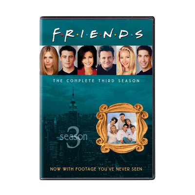 Friends - Complete 3rd Season  DVD