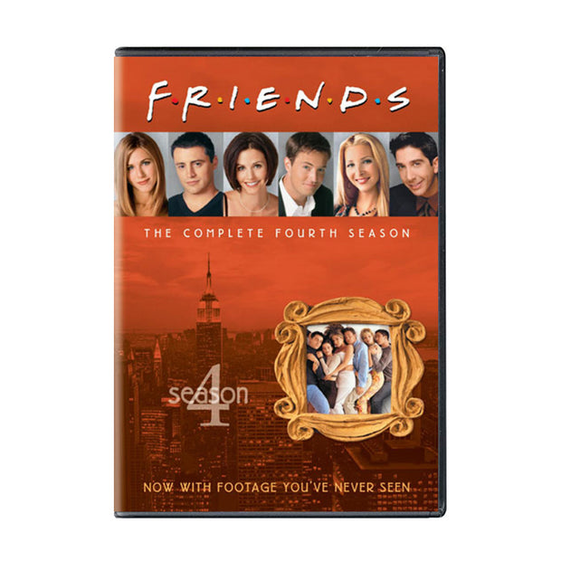 Friends - Complete 4th Season DVD