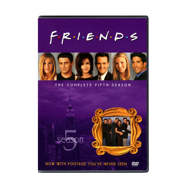 Friends - Complete 5th Season DVD