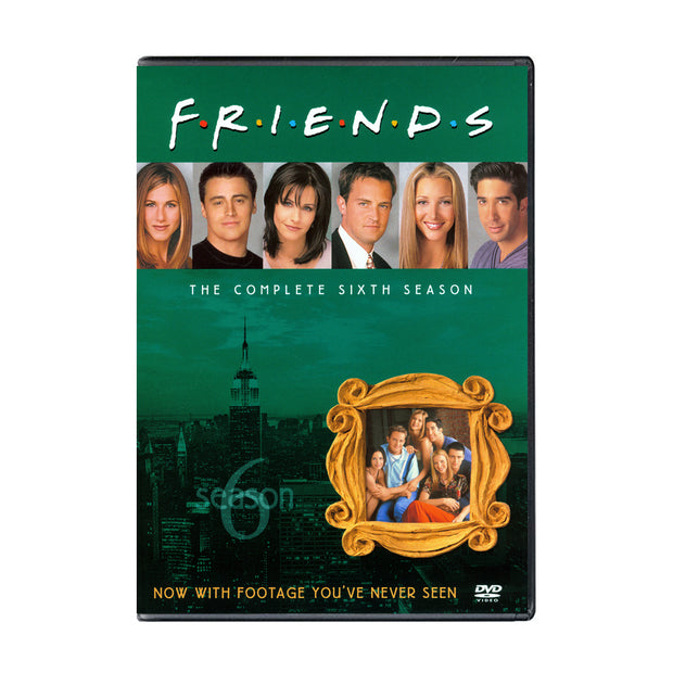Friends - Complete 6th Season DVD