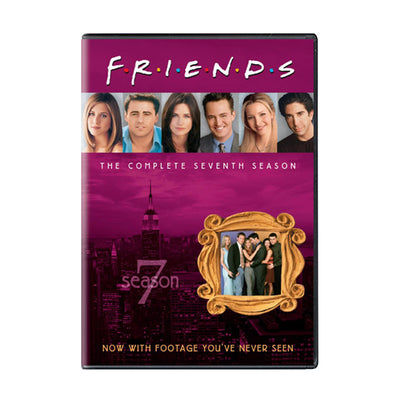 Friends - Complete 7th Season DVD