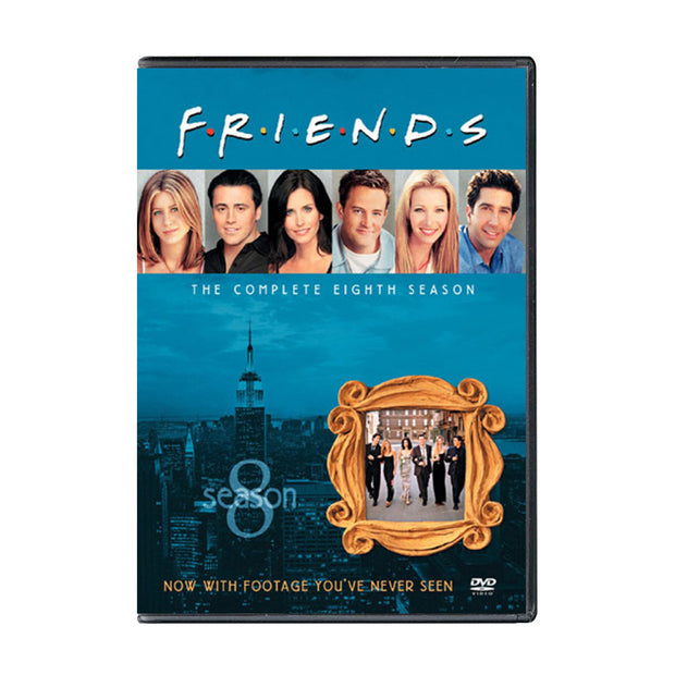 Friends - Complete 8th Season DVD