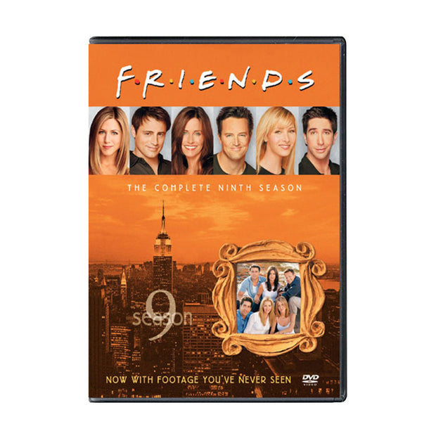 Friends - Complete 9th Season DVD