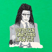 Saturday Night Live Unfrozen Caveman Lawyer St. Paddy's Day Women's T-Shirt