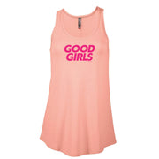 Good Girls Logo Women's Flowy Tank Top
