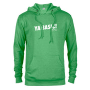The Good Place Ya Basic! St. Patrick's Day Lightweight Hooded Sweatshirt