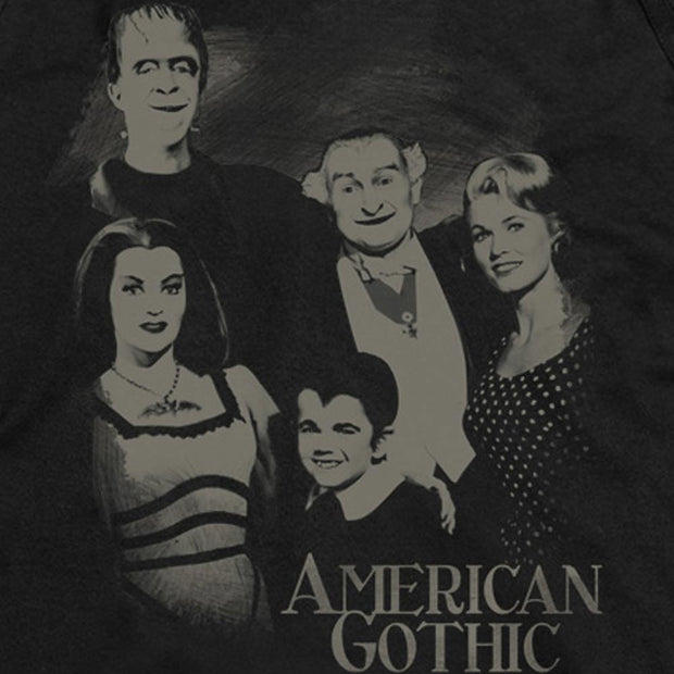The Munsters American Gothic Tank Top