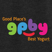 The Good Place GPBY Tri-blend Raglan Hoodie