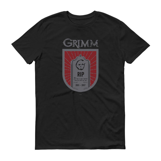 Grimm Hour of Departure Men's Short Sleeve T-Shirt
