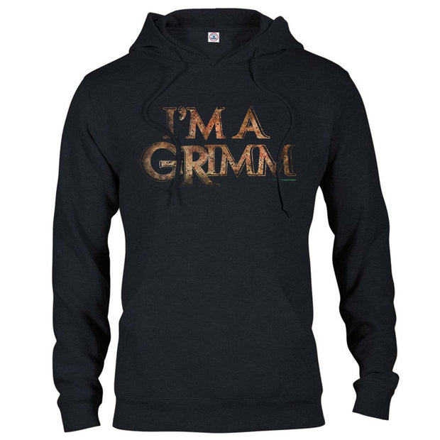 Grimm I'm A Grimm Hooded Sweatshirt