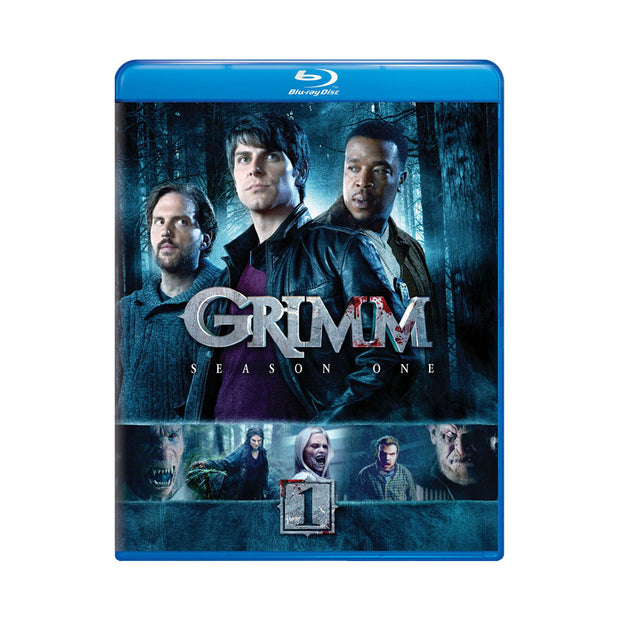 Grimm - Season 1 Blu-Ray
