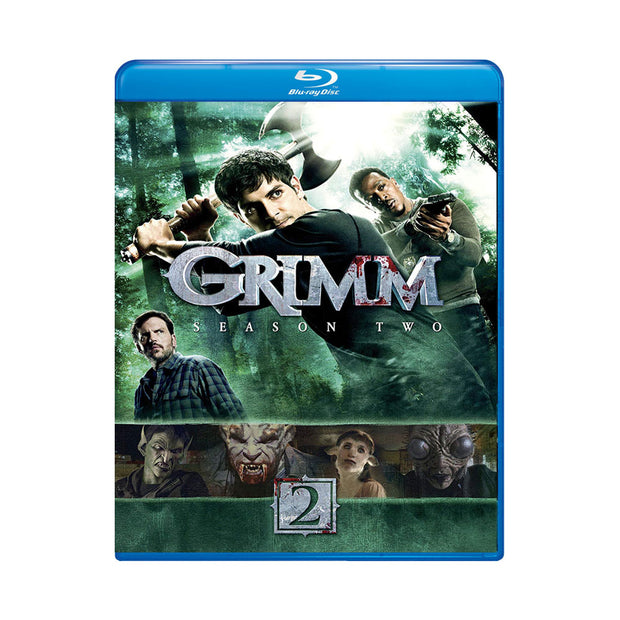 Grimm - Season 2 Blu-Ray