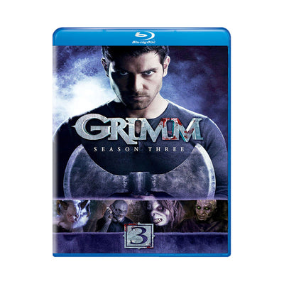 Grimm - Season 3 Blu-Ray