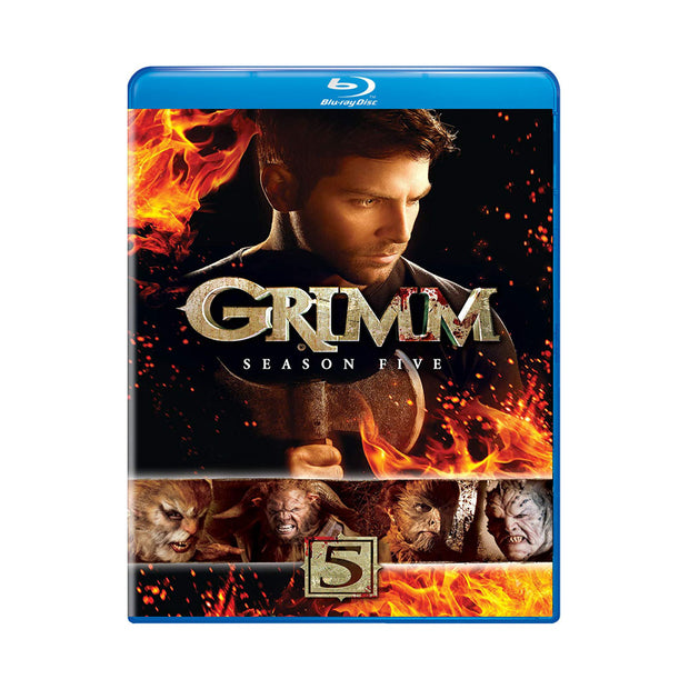 Grimm - Season 5 Blu-Ray