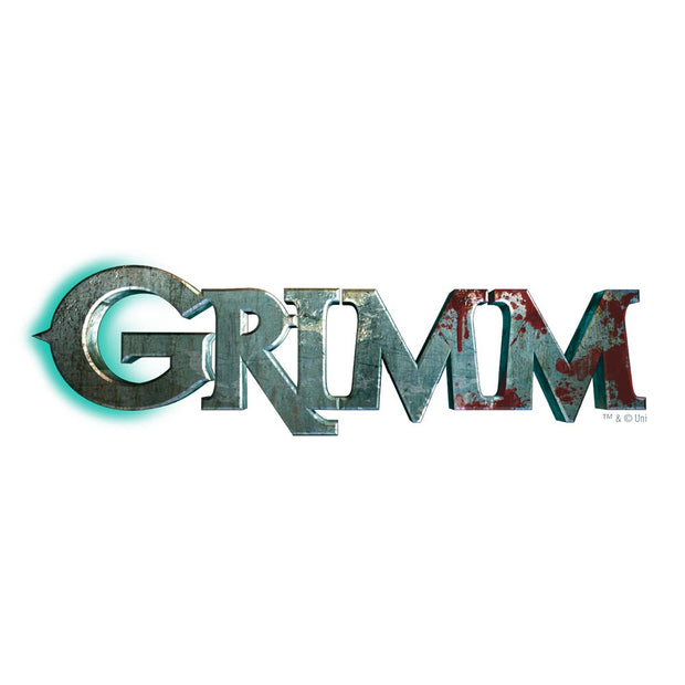 Grimm White and Black Mug
