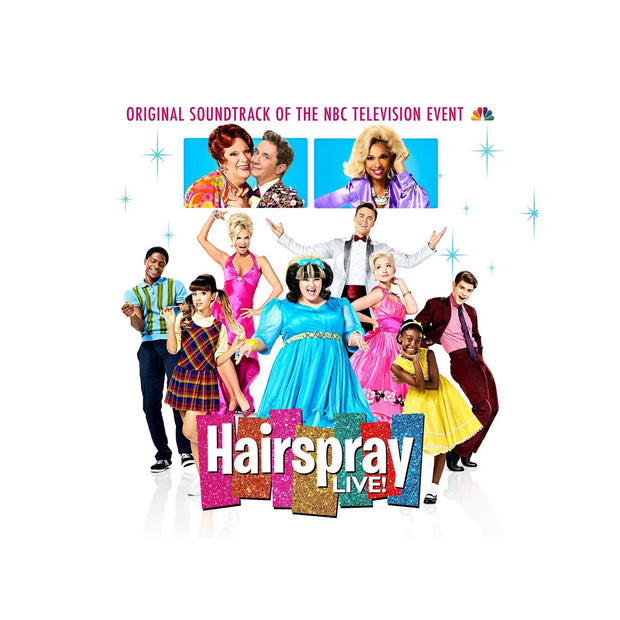 Hairspray Live CD