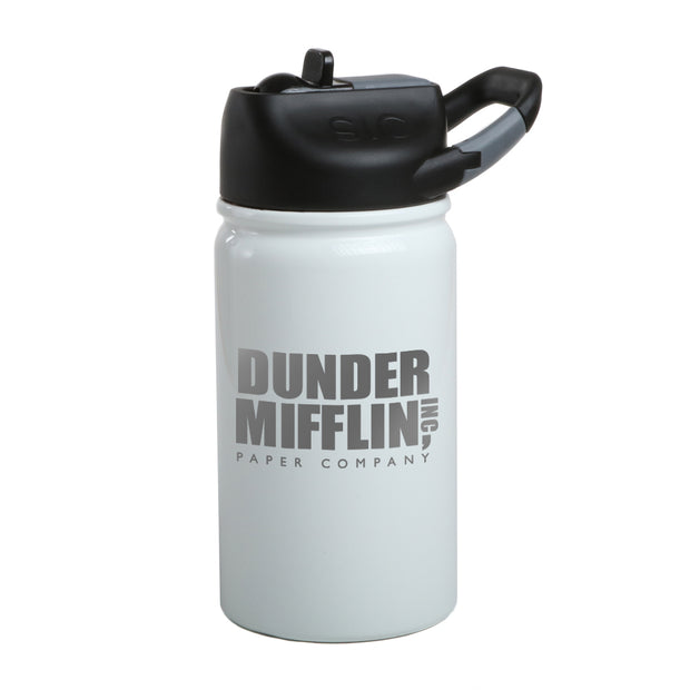 The Office Dunder Mifflin Laser Engraved SIC Water Bottle