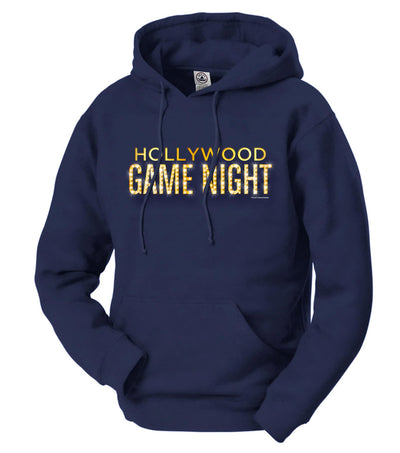 Hollywood Game Night Hooded Sweatshirt