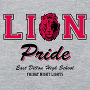Friday Night Lights Lion Pride Hooded Sweatshirt