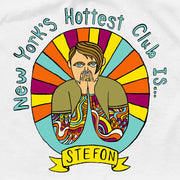 Saturday Night Live Stefon New York's Hottest Club Men's Short Sleeve T-Shirt