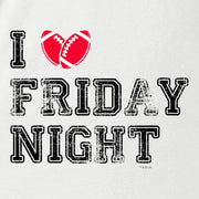 Friday Night Lights I Love Friday Night Women's Relaxed Scoop Neck T-Shirt