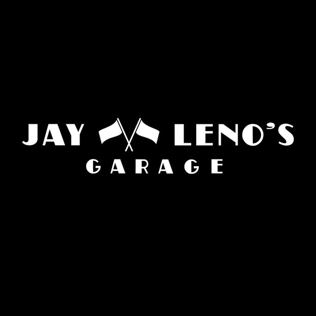 Jay Leno's Garage Original Horizontal Logo Women's T-Shirt