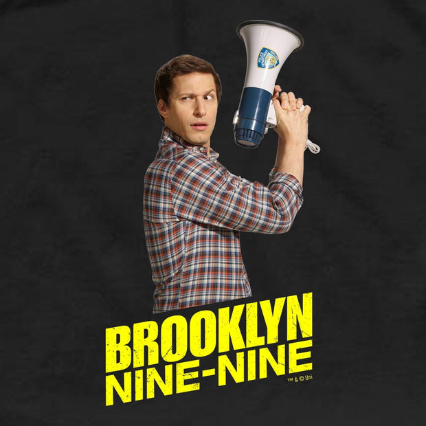 Brooklyn Nine-Nine Jake Peralta Men's Short Sleeve T-Shirt