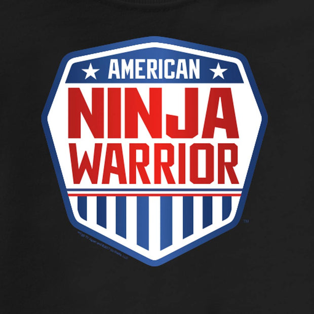 American Ninja Warrior Toddler T-Shirt
