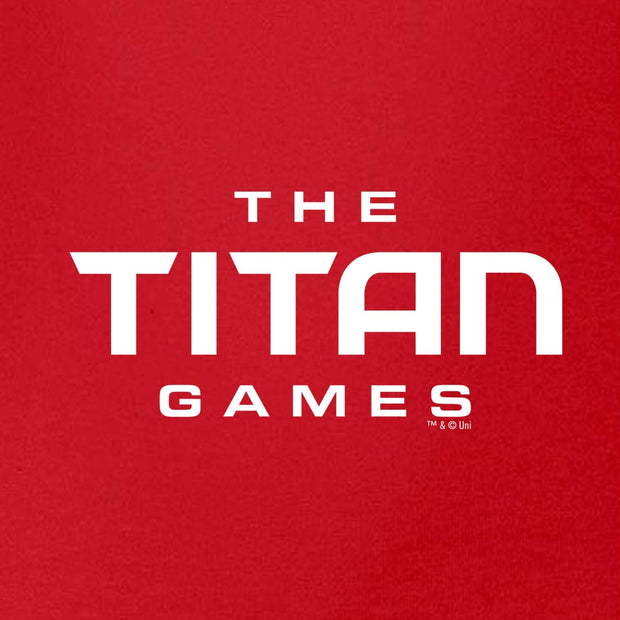 The Titan Games Logo Kids/Toddler Short Sleeve T-Shirt
