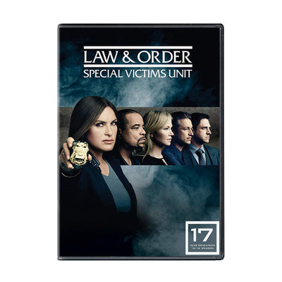 Law and Order - SVU Season 17 DVD