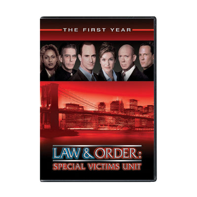 Law and Order- SVU Season 1 DVD