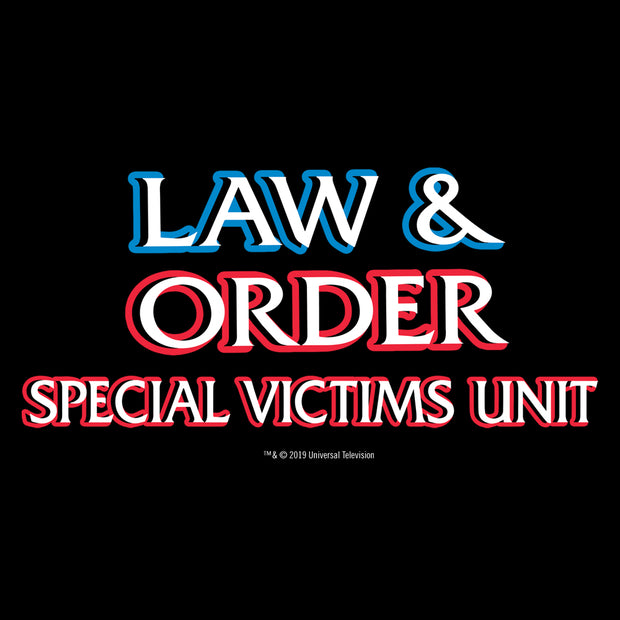 Law & Order: Special Victims Unit Men's Short Sleeve T-Shirt
