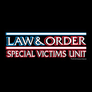 Law & Order: SVU Logo Men's Short Sleeve T-Shirt