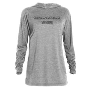 Law & Order: SVU Still New York's Finest Tri-blend Raglan Hoodie