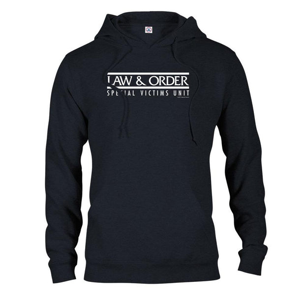 Law & Order: SVU Logo Hooded Sweatshirt